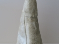 Moon Shadow.39x18x20cms Glazed ceramic